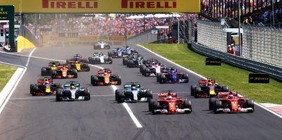 F1'de zirve için 3 takımın yarışması bekleniyor