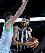 Zorlu mücadele Beşiktaş'ın