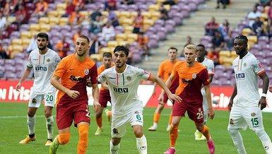 Galatasaray - Alanyaspor: 0-1   MAÇ SONUCU - ÖZET