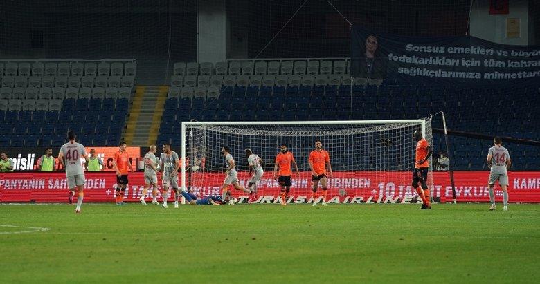 Spor yazarları Başakşehir-Galatasaray maçını yorumladı!