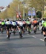 Cumhurbaşkanlığı Türkiye Bisiklet Turu'nun ikinci etabı başladı