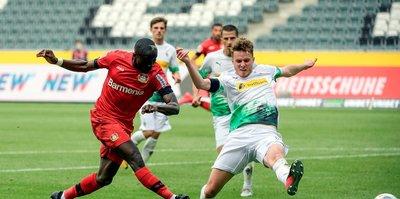 MAÇ SONUCU | Mönchengladbach 1-3 Bayer Leverkusen