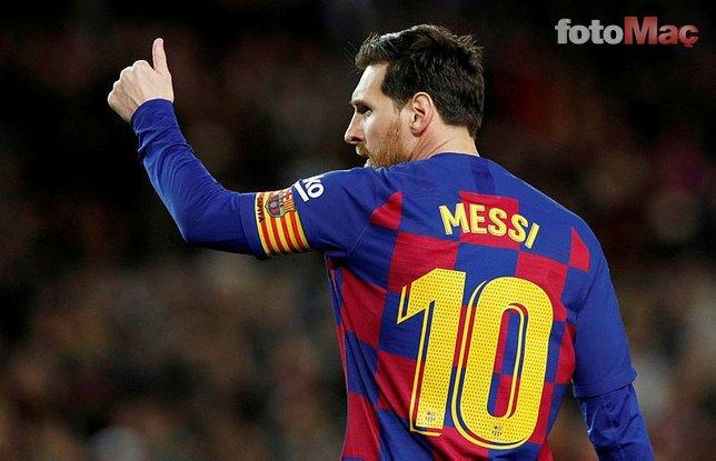 Lionel Messi en çok beğendiği 15 genç futbolcuyu açıkladı