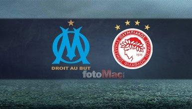 Marsilya-Olympiakos MAÇI CANLI ne zaman, saat kaçta ve hangi kanalda canlı yayınlanacak? | UEFA Şampiyonlar Ligi