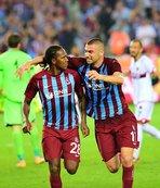 Trabzon'da golcüler sınıfı geçti
