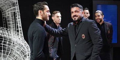 Gattuso'dan Hakan Çalhanoğlu'na Pirlo benzetmesi