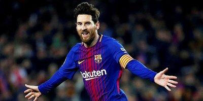 Skandal olay! Her şey Messi için...