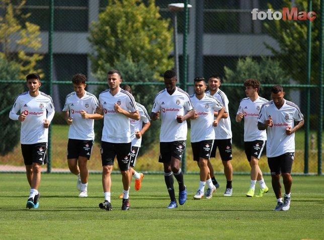 Beşiktaş'ta maaş krizi! Serbest kalacak