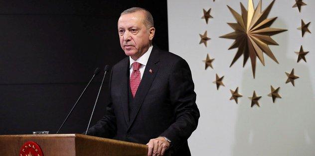 Göztepe'den Başkan Erdoğan'ın başlattığı kampanyaya destek