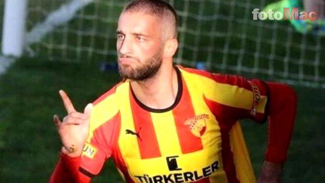 Galatasaray'dan son gün transfer bombası! Fenerbahçe...
