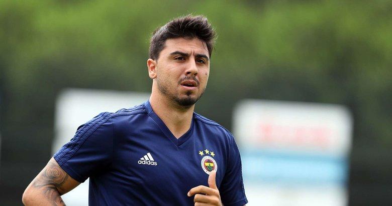 Ozan Tufan Fenerbahçede yaşadıklarını anlattı!