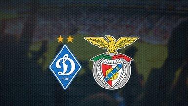 Dinamo Kiev - Benfica maçı ne zaman? Saat kaçta ve hangi kanalda canlı yayınlanacak? | UEFA Şampiyonlar Ligi