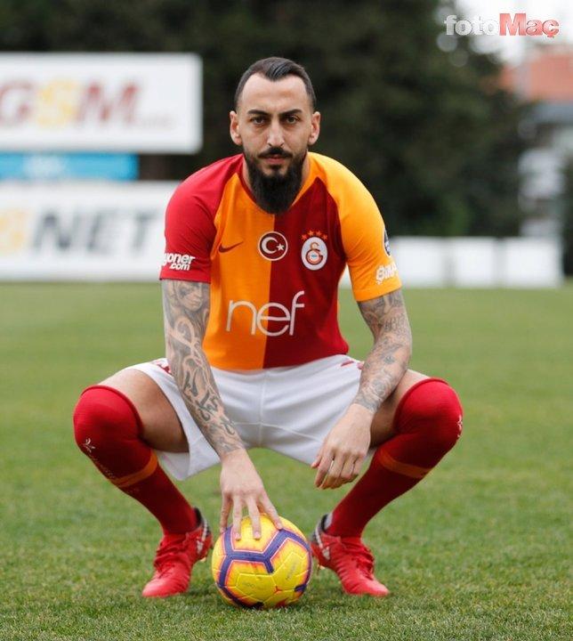 İşte Galatasaray'ın Mitroglou transferinin perde arkası!