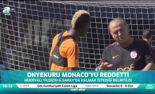 Onyekuru Monaco'yu reddetti