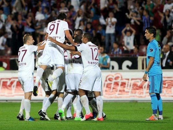 Trabzonspor - Sivasspor (Spor Toto Süper Lig 4. Hafta Maçı)