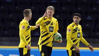 Erling Haaland'dan 4 gol birden! | Hertha Berlin Borussia Dortmund: 2-5 (MAÇ SONUCU - ÖZET)