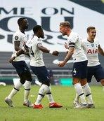 Londra derbisinde zafer Tottenham'ın!