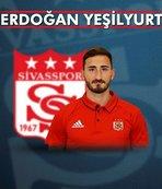 Sivasspor transferi resmen duyurdu