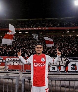 Naci Ünüvar Ajax tarihine geçti!