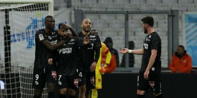 Marsilya 2-2 Amiens   MAÇ SONUCU