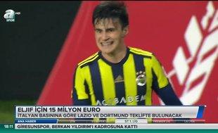 Eljif Elmas'a 15 milyon euro
