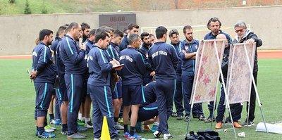 Geleceğin antrenörleri Tokat'ta yetişiyor!
