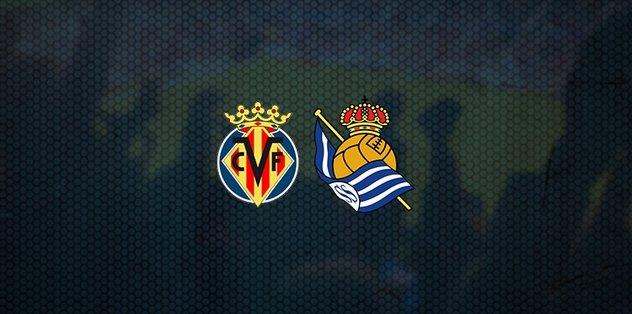 Villarreal-Real Sociedad maçı ne zaman? Saat kaçta? Hangi kanalda canlı yayınlanacak? - Futbol -