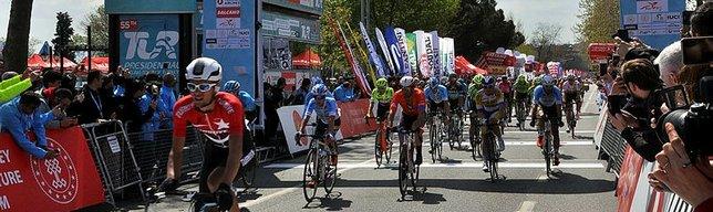 Cumhurbaşkanlığı Türkiye Bisiklet Turu'nun ilk etabı tamamlandı