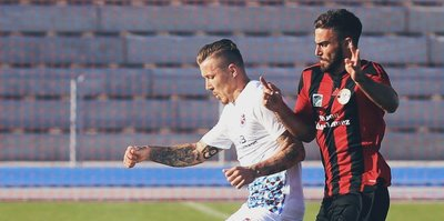 Trabzonspor, Macar ekibini mağlup etti