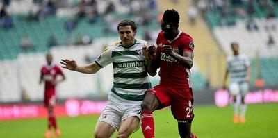 Bursaspor Stancu ile kazandı!