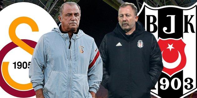 Son dakika spor haberi: Galatasaray - Beşiktaş derbisinin muhtemel 11'leri belli oldu! Falcao ve Aboubakar...