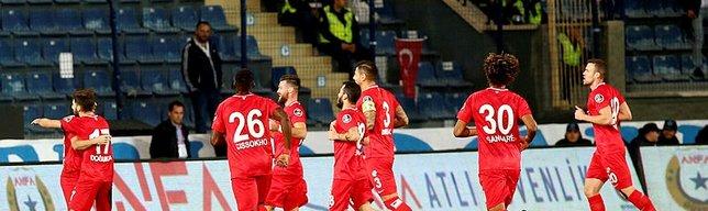 Antalya Ankara'da kazandı!