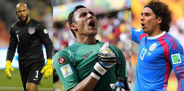 2014 Dünya Kupası'nın en güzel 10 kurtarışı