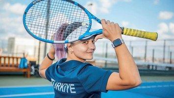 Büşra Ün tenisi bıraktığını açıkladı!