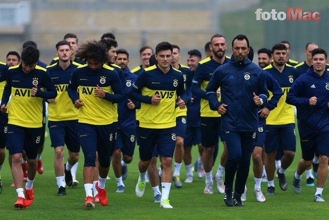 Fenerbahçe bir transferi daha bitirdi! Rodrigues yedek kalabilir...