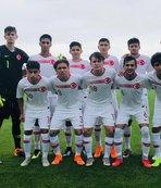 17 Yaş Altı Millilerimiz, San Marino'ya gol yağdırdı