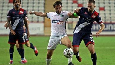 Antalyaspor 1-0 Denizlispor   MAÇ SONUCU