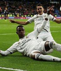 Real Madrid Kral Kupasında Leganesi farklı yendi