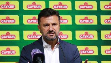 Çaykur Rizespor Bülent Uygun ile yollarını ayıracak mı? Resmi açıklama geldi
