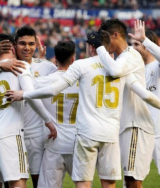 Real Madrid'de corona virüsü paniği! Luka Jovic karantinaya alındı