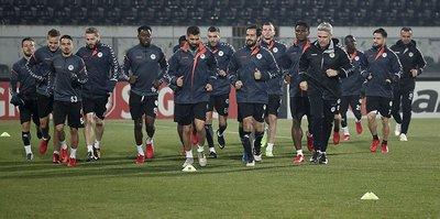 Konyaspor'da Karabükspor hazırlıkları