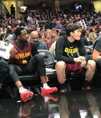 LeBron James'ten Cedi'ye tam destek