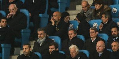 Guardiola'dan hakem isyanı