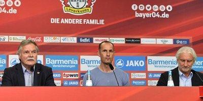 Bayer Leverkusen'de Herrlich dönemi