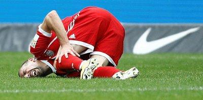 Bayern'e bir şok daha!