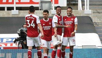 Arsenal deplasmanda güldü!