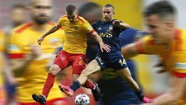 Kayserispor 1-2 Fenerbahçe   MAÇIN ÖZETİ