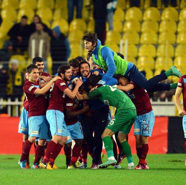 Fenerbahçe 2-3 1461 Trabzon