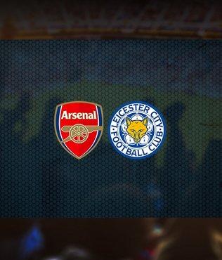 Arsenal-Leicester City maçı ne zaman? Saat kaçta? Hangi kanalda canlı yayınlanacak?