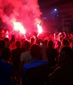 Trabzon'da galibiyet coşkusu!